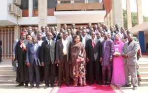 Première Rencontre Internationale des Etudiants Tchadiens : Le Chef de l'Etat y prend part dans ACTUALITES Khadi-300x189