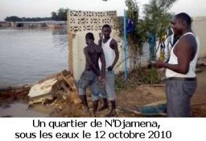 N'Djaména, capitale de la République du Tchad