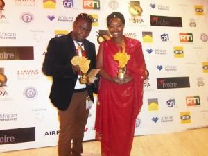 Kora: Mounira Mitchala élue meilleure artiste féminine de l'Afrique centrale dans ACTUALITES 27305_538985579452578_1070449051_n1-300x225