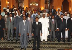 Tchad: conseil des ministres du nouveau gouvernement  dans ACTUALITES act-5711