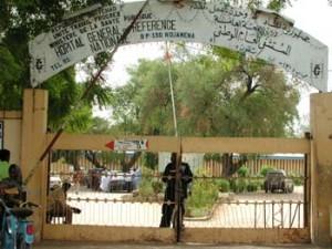 Tchad : Bonnes perspectives en matière de santé pour 2013 dans ACTUALITES hgrnhopitalndjamena-300x225