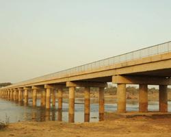Tchad: inauguration des voies de communication à Sarh dans ACTUALITES im_02_02_2013_1