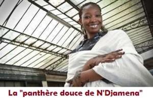 Tchad : la chanteuse Mounira Mitchala en quête d'indépendance dans ACTUALITES 013032013145519000000ja2722p110-300x197