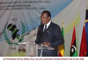 Tchad : la Cen-Sad est morte, vive le Cen-Sad  dans ACTUALITES ouverture-0006-300x206