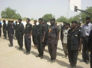 Tchad : La police nationale reprend du travail après un contrôle général dans ACTUALITES police-nationale-1-300x224