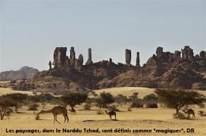 Une coopérative ardéchoise initie le Tchad au tourisme dans ACTUALITES les-paysages-dans-le-norddu-tchad-sont-definis-comme-magiques-dr-300x199