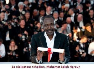 L'Afrique représenté au Festival de Cannes par « Gris-gris » du cinéaste tchadien Mahamat-Saleh Haroun dans ACTUALITES mahamat-saleh-haroun-300x222