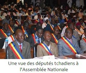 Tchad:Le bel exemple de l'Assemblée nationale sur la vague d'arrestations des parlementaires dans ACTUALITES assemblee-nation-du-tchad-300x255