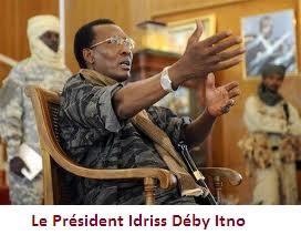 Des morts et blessés dans la tentative de déstabilisation au Tchad dans ACTUALITES