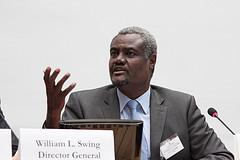 Mali : le Tchad «n'a jamais conditionné sa participation à la MINUSMA» dans ACTUALITES moussa-faki