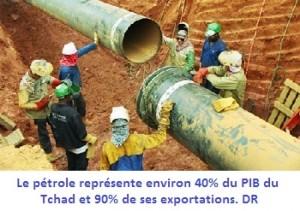 L'IFC veut aider le Tchad à réduire sa dépendance au pétrole dans ACTUALITES tchad-pipeline_dr-300x211