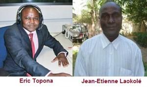 Tchad: charges allégées mais procédure maintenue contre Eric Topona et Jean-Etienne Laokolé  dans ACTUALITES 016796391_30300-300x178