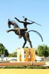 <b>Rond point de la grande armée - Statut - N'djaména</b> <br />