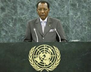 Le Tchad annonce officiellement sa candidature à un siège au Conseil de sécurité dans ACTUALITES 562875-300x238