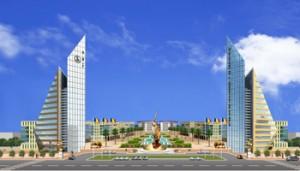 Tchad : Le Qatar prêt à construire de nombreuses infrastructures de développement dans ACTUALITES cite-des-affaires-tchad_dr-300x171