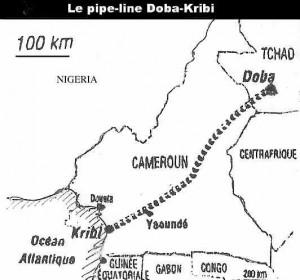 Pétrole : le Tchad a exporté plus de 500 millions de barils de bruten dix ans dans ECONOMIE le-pipe-line1-300x280