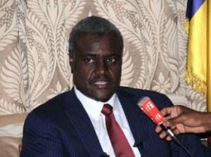 Moussa Faki Mahamat : «On a donné à la Fomac une liste de mercenaires tchadiens» présents en Centrafrique  dans ACTUALITES moussa-faki-mahamat_0-300x224