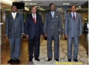 Tchad: Le président Idriss Deby en Afrique du Sud dans ACTUALITES 1383736640966-300x221