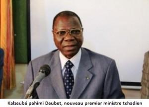 Tchad: démission de Dadnadji, Kalzeubé Deubet est nommé Premier ministre en lieu et place dans ACTUALITES arton35394-71e0c-300x216