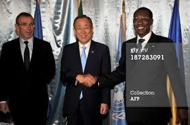 Le secrétaire général de l'ONU Ban Ki-moon au Tchad dans ACTUALITES images