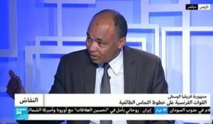 Le conseiller chargé des missions à la Mediature de la République, Ahmat Mahamat Yacoub Dobio, évoque le retrait du contingent tchadien de la MISCA dans ACTUALITES 562739_10152057511963350_1143642919_n-300x175