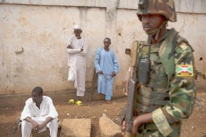 Centrafrique: 14.000 musulmans piégés dans