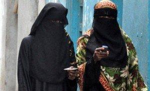 Tchad : Attentats : Après le port de la Burqa, le gouvernement interdit les attroupements dans ACTUALITES burqa-interdit-au-tchad-300x183